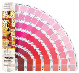 Pantone COLOR BRIDGE бридж скала на пантон