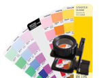 Pantone Plus Series Starter Guide + лупа